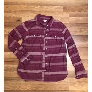 Like New Woman's J.Crew Flannel